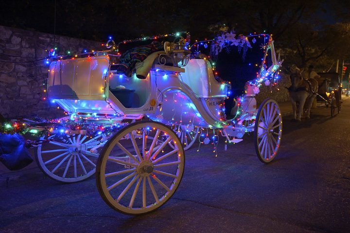 2019 Christmas Wagon Rides Scheduled