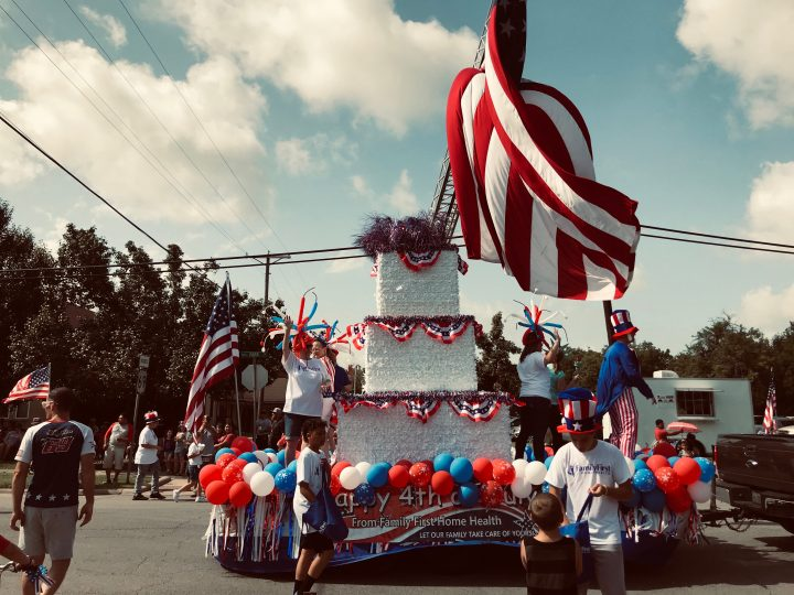 2020 Park Street Parade Set for July 4
